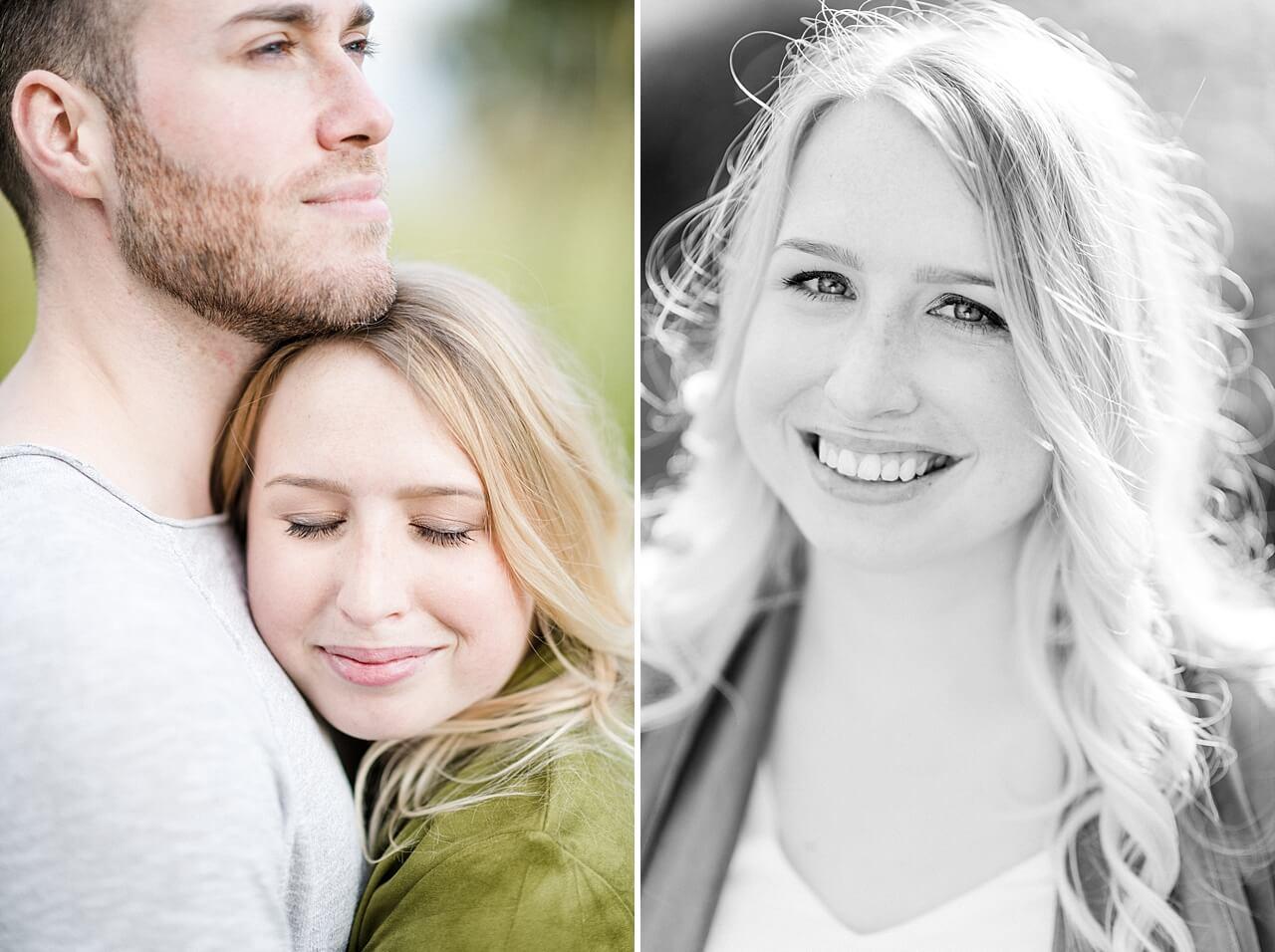 Rebecca Conte Fotografie: Verlobungsbilder bei Herbstwetter 04