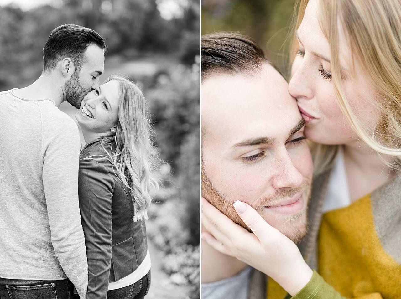 Rebecca Conte Fotografie: Verlobungsbilder bei Herbstwetter 10