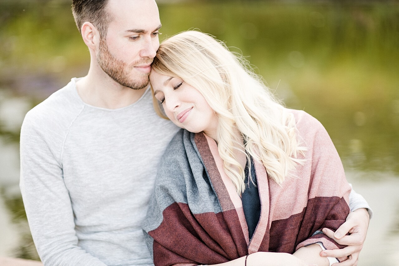 Rebecca Conte Fotografie: Verlobungsbilder bei Herbstwetter 12