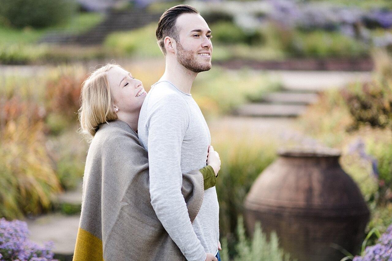 Rebecca Conte Fotografie: Verlobungsbilder bei Herbstwetter 18