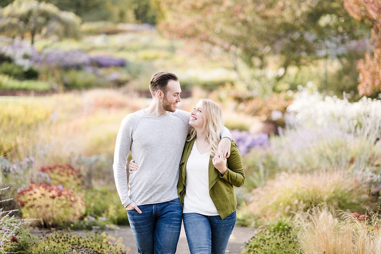 Rebecca Conte Fotografie: Verlobungsbilder bei Herbstwetter 19