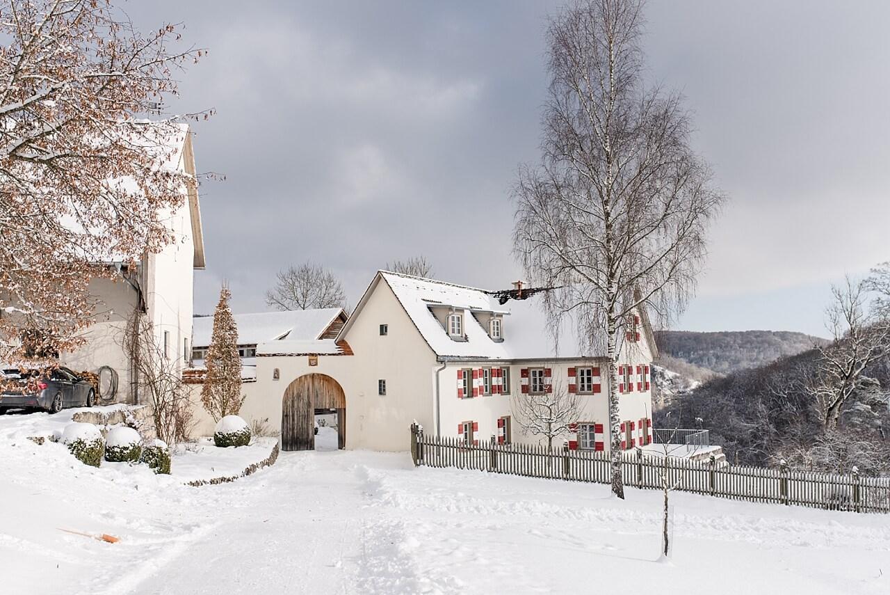 Rebecca Conte Fotografie: Traumhafte Winterhochzeit Maisenburg 01