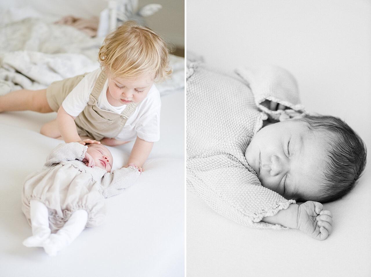 Rebecca Conte Fotografie: Zarte Neugeborenenbilder 03
