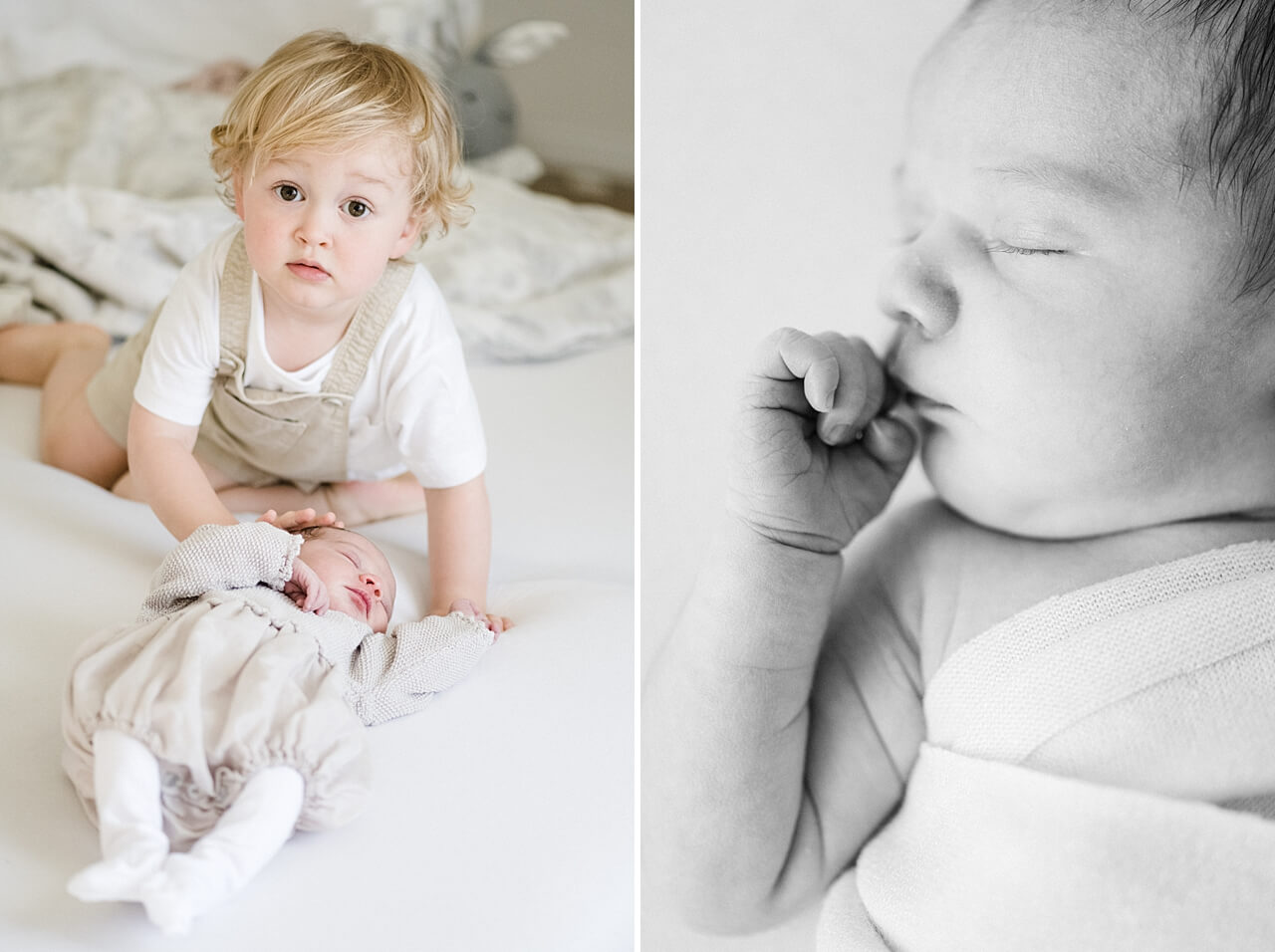 Rebecca Conte Fotografie: Zarte Neugeborenenbilder 06