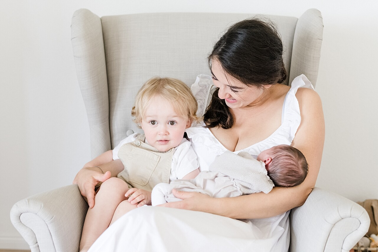Rebecca Conte Fotografie: Zarte Neugeborenenbilder 19
