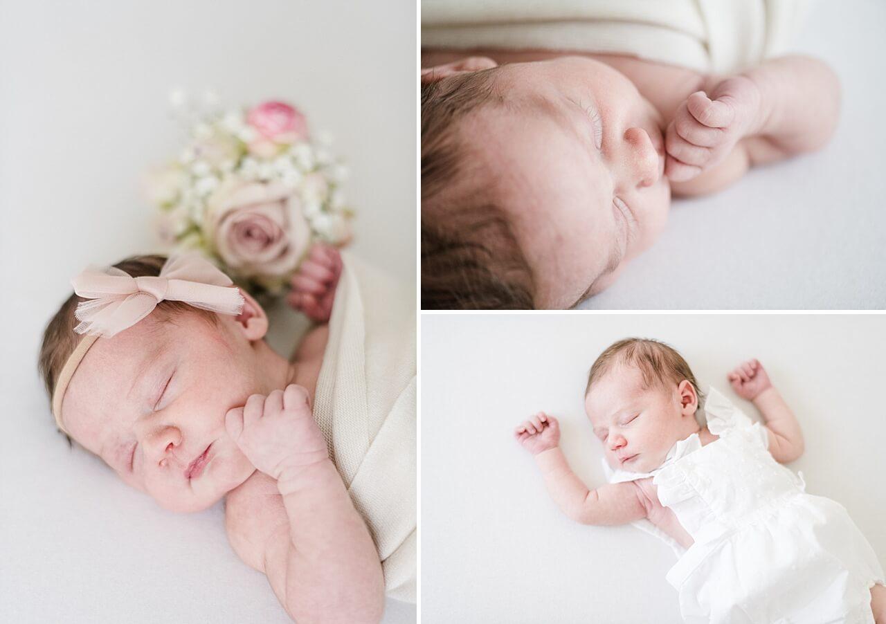 Rebecca Conte Fotografie: Zarte Neugeborenenbilder 27